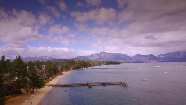 South Lake Tahoe Shoreline - Luftbild