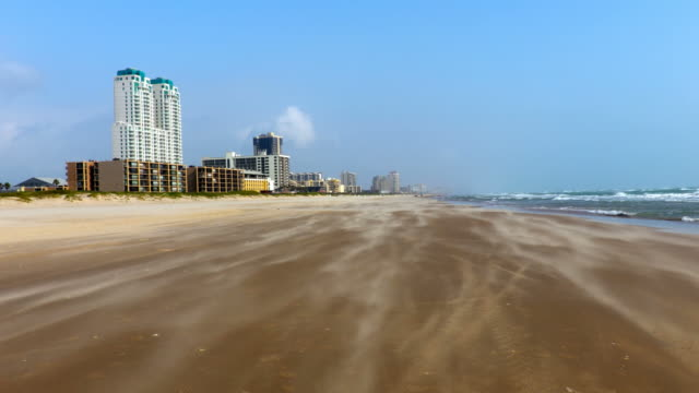 south padre island, texas - gulf of mexico stock videos & royalty-free footage