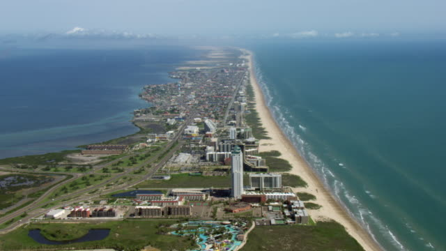 south padre island - tower stock videos & royalty-free footage