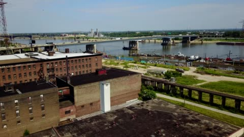 south saint louis abandoned manufacturing - st. louis missouri stock videos & royalty-free footage
