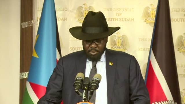 south sudan marks its sixth independence anniversary in muted fashion on sunday with no official celebration as the world's newest nation reels from... - independence stock videos & royalty-free footage