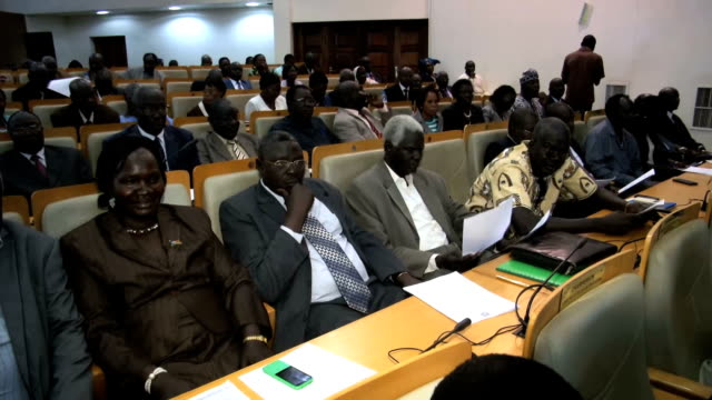 south sudan parliament elections - 2015 stock videos & royalty-free footage