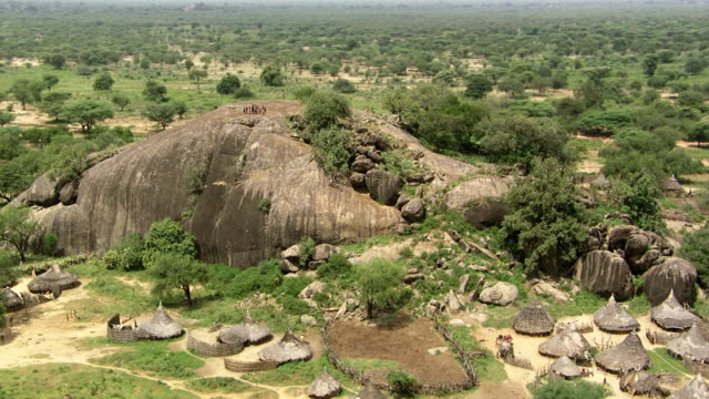 south sudan : tuguru village - indigenous culture stock videos & royalty-free footage