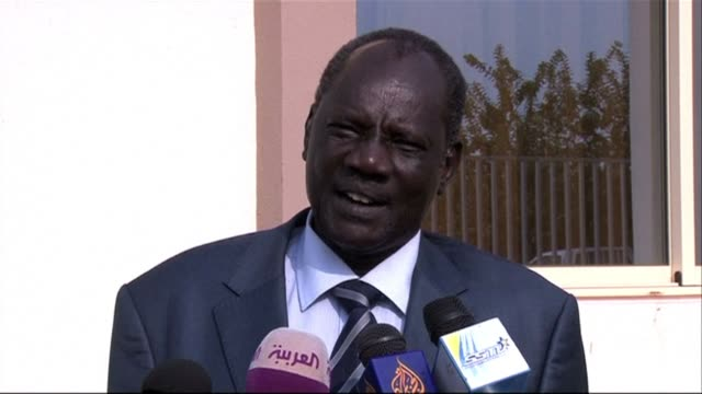 south sudan's warring parties gathered in ethiopia thursday for peace talks aimed at ending nearly three weeks of a conflict that has left thousands... - attending stock videos and b-roll footage