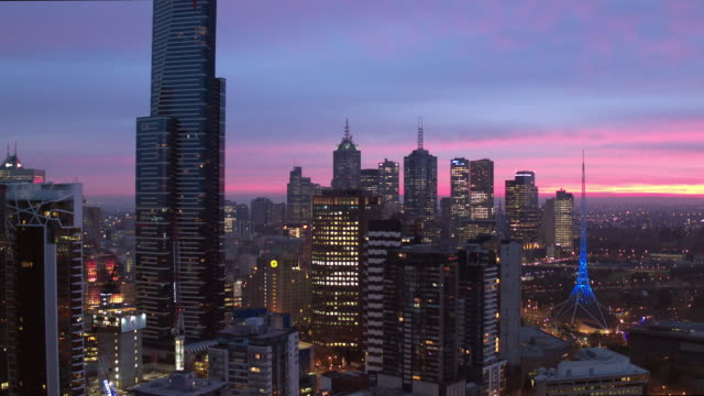 southbank, melbourne city, victoria, australia - skyline stock videos & royalty-free footage