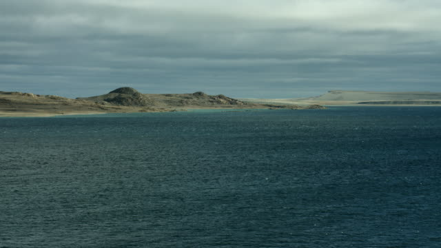 southeastern end of somerset island - northwest passage stock videos and b-roll footage