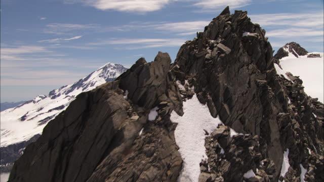 vidéos et rushes de southern alps; mount. aspiring - mont aspiring