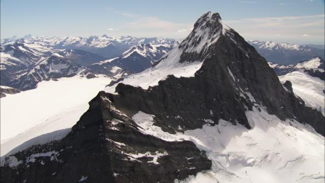 vidéos et rushes de southern alps - mont aspiring