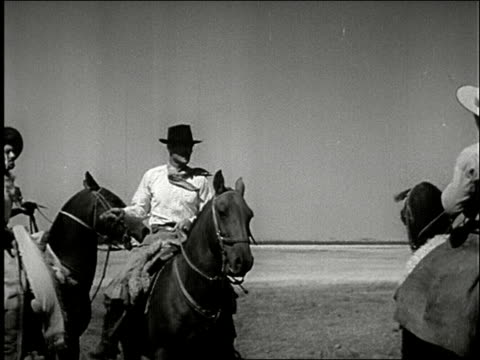 1942 southern brazil - rancher stock videos & royalty-free footage