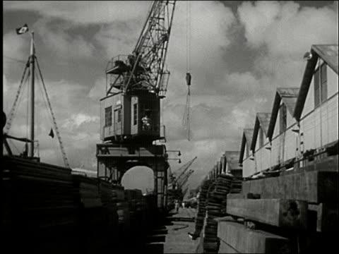 1942 southern brazil - リオグランデドスル州点の映像素材/bロール