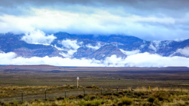 vidéos et rushes de paysage méridional de l'utah - ouest