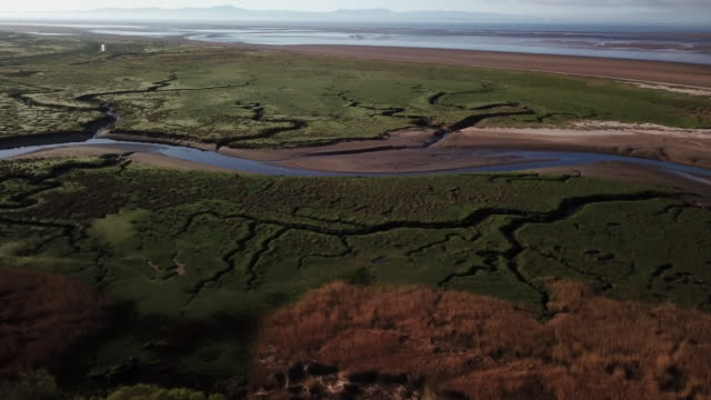 southwick coast, dumfries & galloway. - dumfries and galloway stock videos & royalty-free footage