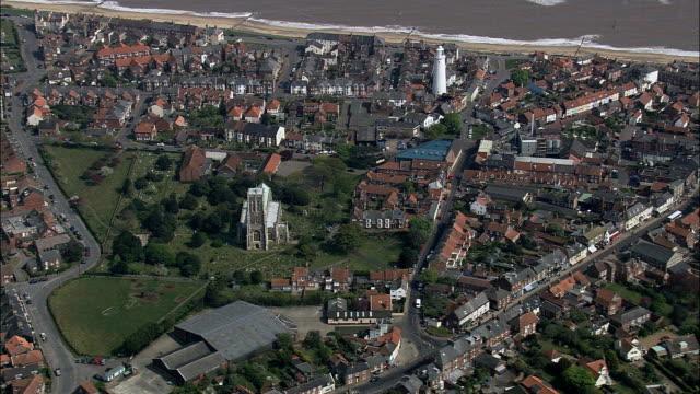 Southwold  - Aerial View - England, Suffolk, Waveney District, United Kingdom