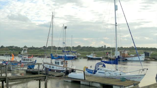 southwold,Walberswick Harbour,Fishing Boats,Yachts,MS