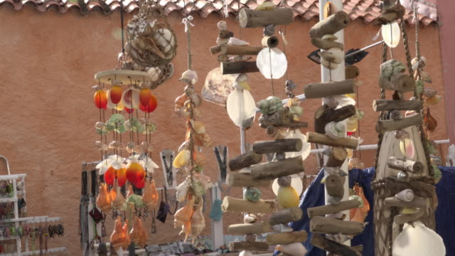 souvenirs from the sea - sassari stock videos & royalty-free footage
