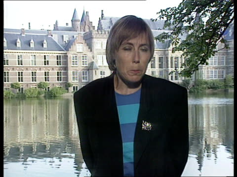 EC talks / UK communication NETHERLANDS The Hague Elinor Goodman i/c SOF and sign off