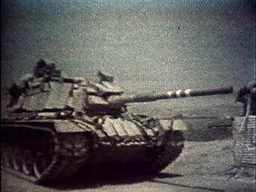 soviet propaganda dealing with israeli aggression in lebanon - tidigare sovjetunionen bildbanksvideor och videomaterial från bakom kulisserna