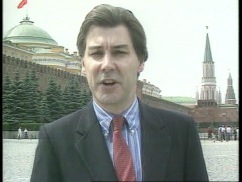 POLITICS Soviet Union EXT CMS Tim Ewart i/c SOF sign off