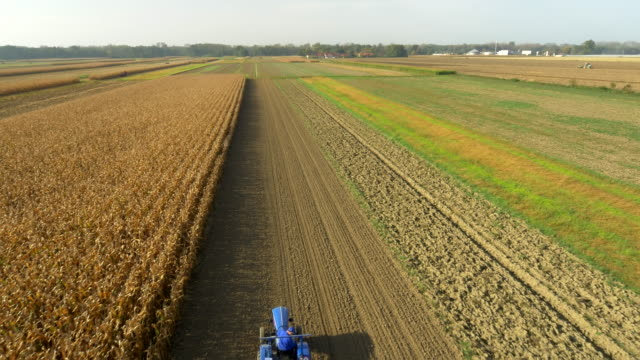 AERIAL Sowing The Field
