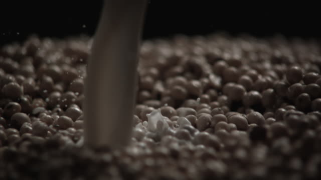 soya milk - soy milk stock videos and b-roll footage