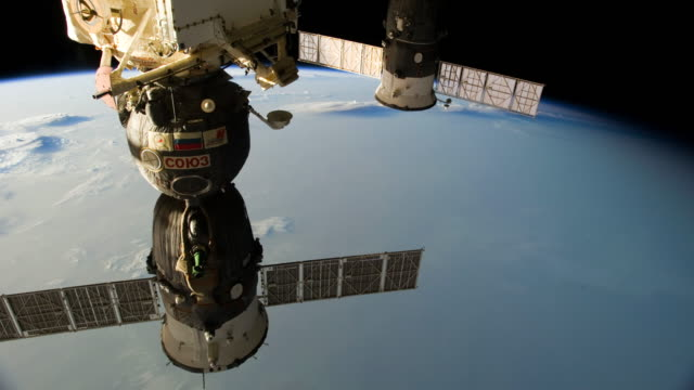 Soyuz spacecraft is now the main vehicle used in missions and crew transfers to and from the International Space Station since NASA retired the Space...