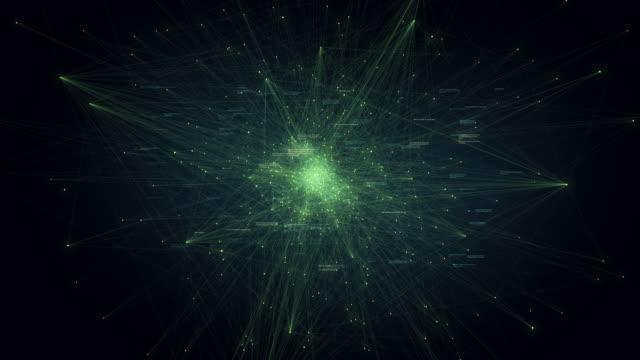 Soziales Netzwerk Intro, 4K