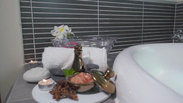 spa concept. - health spa stock videos & royalty-free footage