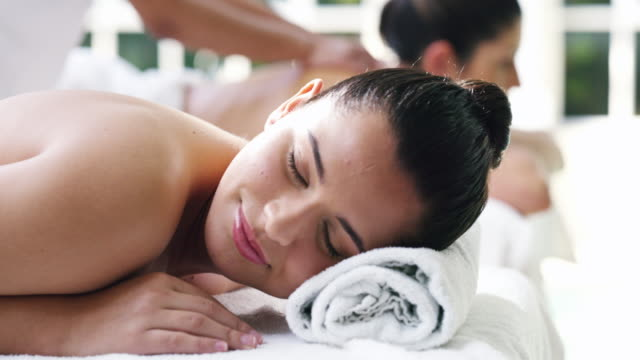 spa days help us to look and feel amazing - pampering stock videos & royalty-free footage