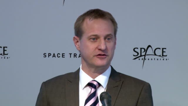 space adventures ltd., a virginia-based operator of human space missions, said wednesday japanese entrepreneur satoshi takamatsu will join a space... - sarah brightman stock videos & royalty-free footage