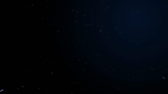 vidéos et rushes de contexte de l'espace - météore