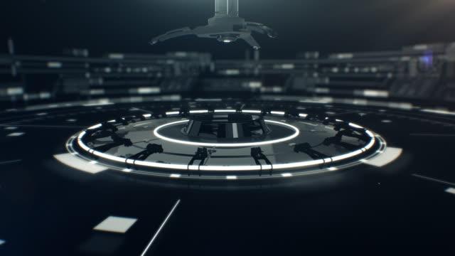 raum labor - kennedy space center stock-videos und b-roll-filmmaterial