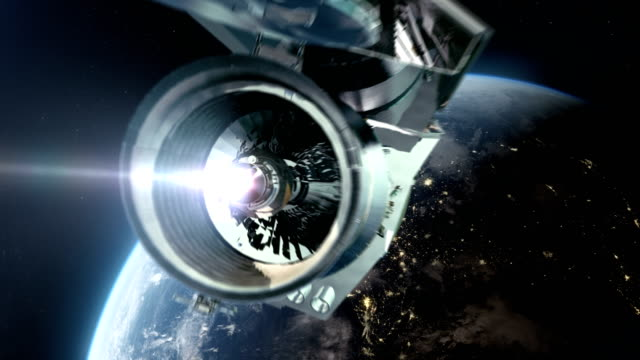 Space Research. Orbiting telescope