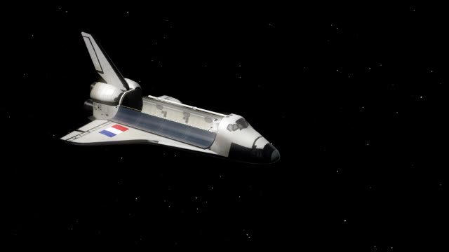 space shuttle cnes, france - atlantis stock videos and b-roll footage