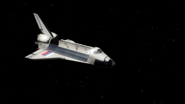 space shuttle roscosmos, russia - space shuttle discovery stock videos & royalty-free footage