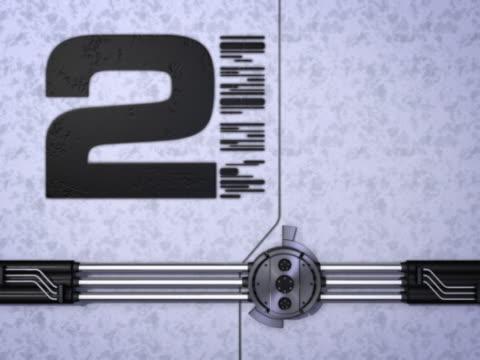 vídeos y material grabado en eventos de stock de spaceship doors. - artbeats