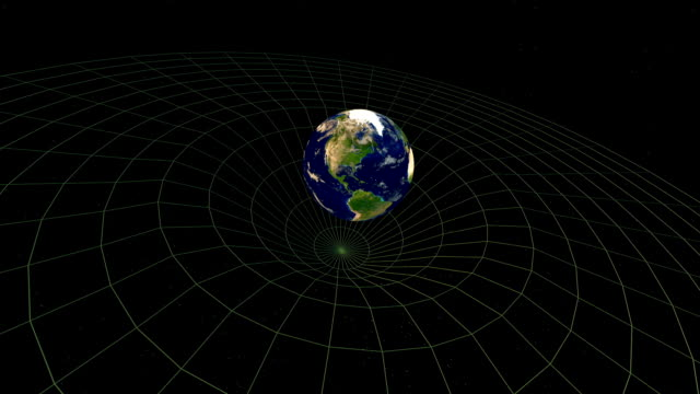 Spacetime, Theory of Relativity, Earth Momentum