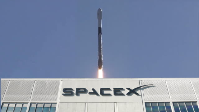 spacex headquarters - space exploration stock videos & royalty-free footage