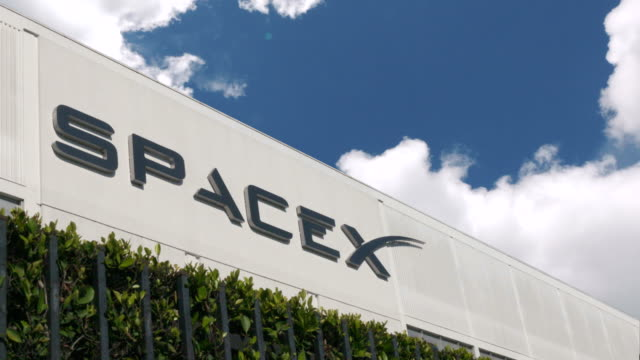 spacex tlps - aerospace stock videos & royalty-free footage
