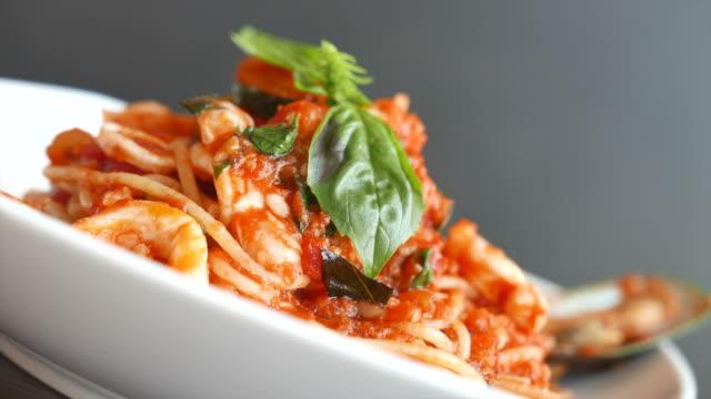 HD Spaghetti Seafood