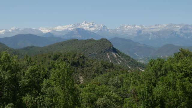 Spain Pyrenees vista
