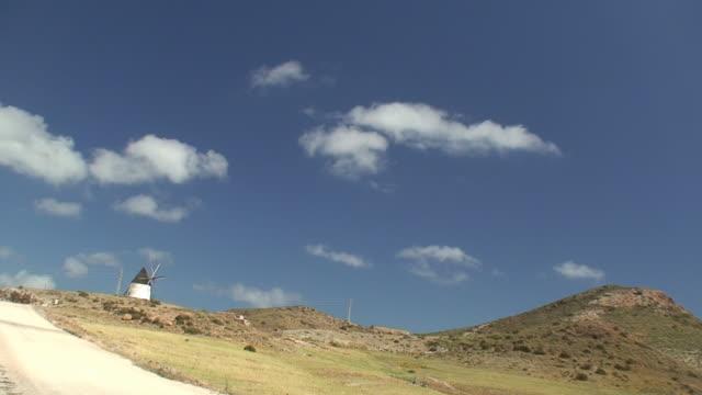 Spanish typical landscape