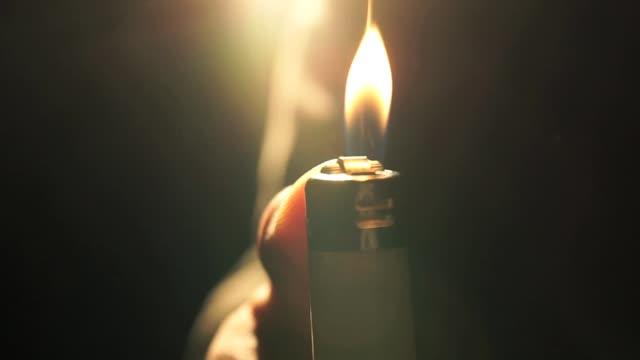Sparked Lighter