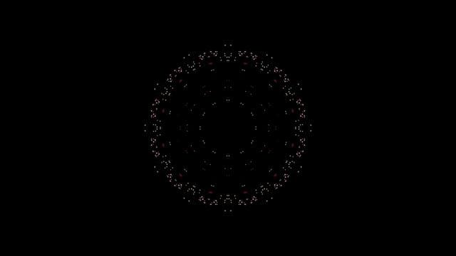 vídeos y material grabado en eventos de stock de caleidoscopio brillan - plusphoto