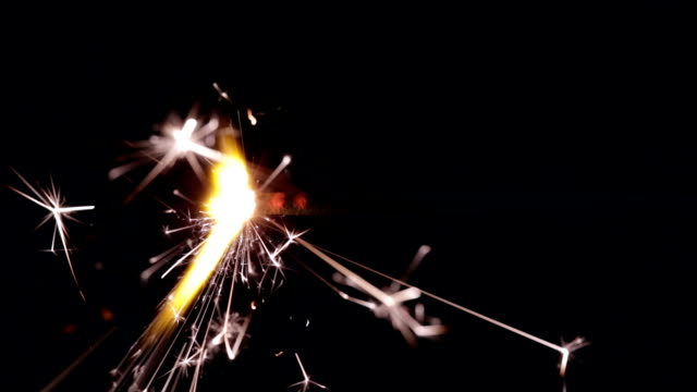 sparkler - sparkler stock videos & royalty-free footage