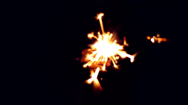 sparklers. - malay family stock videos and b-roll footage