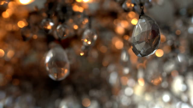 sparkling crystals - luxury stock videos & royalty-free footage