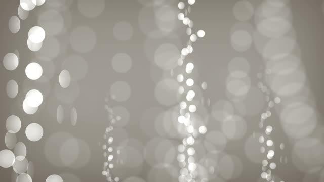 Glitzernde Lichter (Endlos wiederholbar)