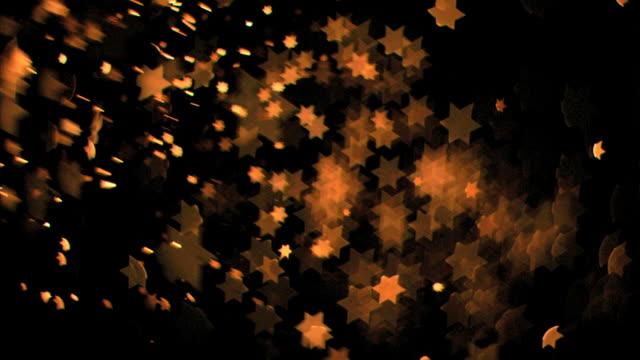 vídeos y material grabado en eventos de stock de sparks been blown in super slow motion - sparks