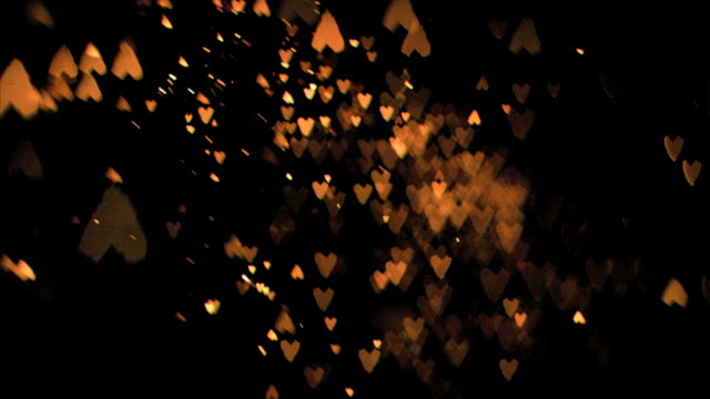 vídeos y material grabado en eventos de stock de sparks falling in super slow motion - sparks