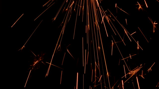 sparks falling - sparks stock videos & royalty-free footage